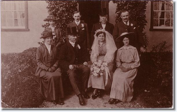 Marriage of George Williams and Phoebe Annie Jones